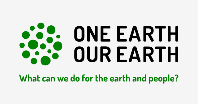 ONE EARTH OUR EARTH - SDGs