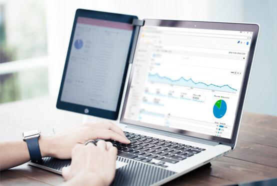 アクセス解析・分析を通してサイト改善の画像